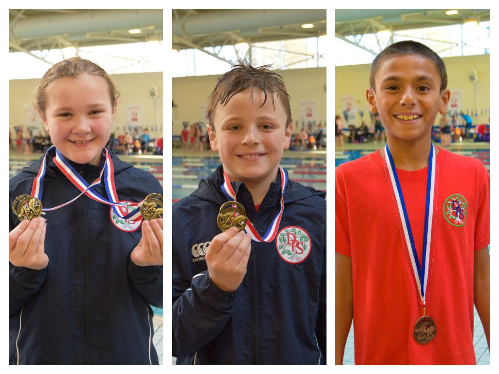 Gold at edinburgh midlothian schools swim championship - Deans community high school swimming pool ...